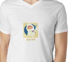 Space cadet Mens V-Neck T-Shirt