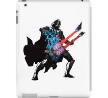 Darth Vader rocks da force! iPad Case/Skin