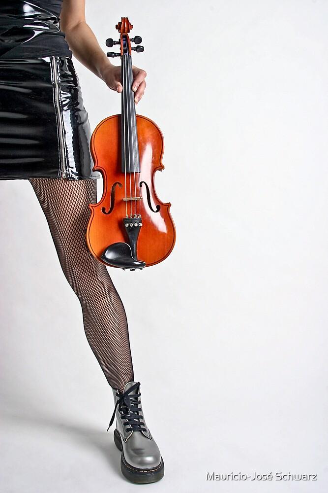 It's All Music To My Eyes by Mauricio-José Schwarz
