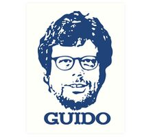 Guido + Guido Art Print