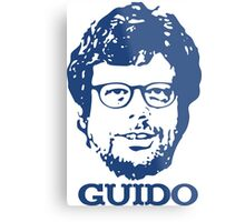 Guido + Guido Metal Print