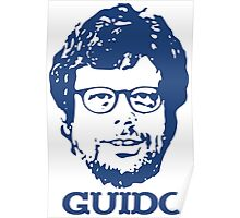 Guido + Guido Poster
