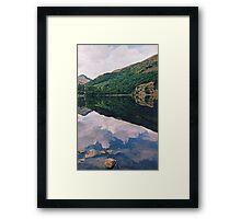 Lake - Wales  Framed Print