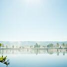 Vindelälven by Bjarte Edvardsen