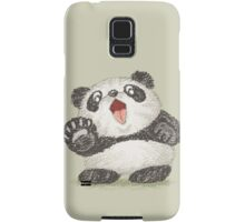 Surprized Panda Samsung Galaxy Case/Skin
