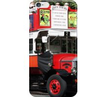 Antique Bus in Chester UK iPhone Case/Skin