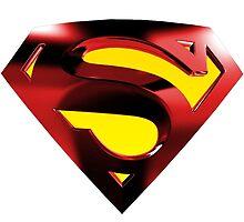 logo superman by pejino