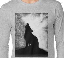 A Wolf's Forgotton Song Tee Long Sleeve T-Shirt