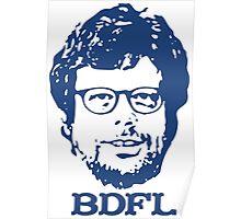Guido + BDFL Poster