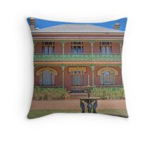 Monte Cristo, Junee. NSW, Australia Throw Pillow