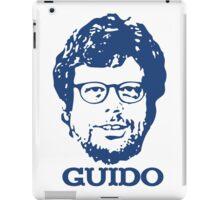Guido + Guido iPad Case/Skin