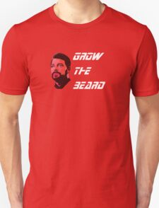 Grow The Beard Unisex T-Shirt