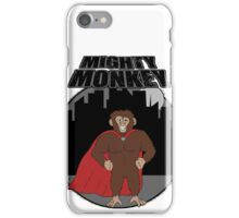 Mighty Monkey iPhone Case/Skin