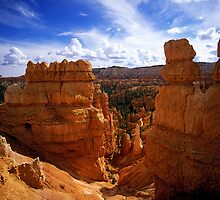 Bryce Canyon Hoodoos by Brian Hendricks