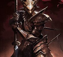 ORNSTEIN THE DRAGONSLAYER! by Unsigned