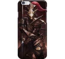 ORNSTEIN THE DRAGONSLAYER! iPhone Case/Skin