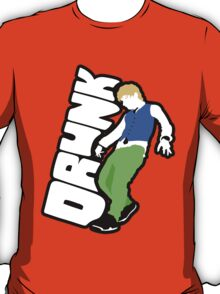 Ed Sheeran - Drunk (OUTLINED) T-Shirt