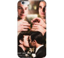 Glee: Klaine Wedding iPhone Case/Skin