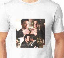 Glee: Klaine Wedding Unisex T-Shirt