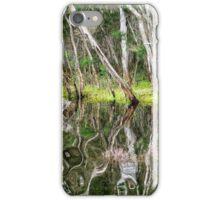 Bemm River Reflections East Gippsland Vic. iPhone Case/Skin
