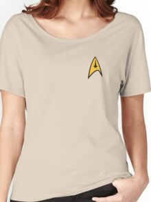 Star Trek: Command Logo Women's Relaxed Fit T-Shirt