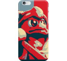 Dedede For President iPhone Case/Skin