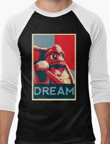 Dedede For President Men's Baseball ¾ T-Shirt