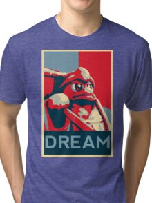 Dedede For President Tri-blend T-Shirt