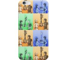 Keyblade Masters iPhone Case/Skin