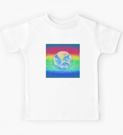 World View Kids Tee