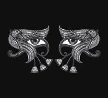 Eye of Horus - Dual / Mirrored Kids Clothes