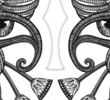 Eye of Horus - Dual / Mirrored Sticker