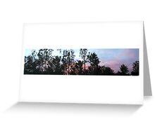 A Bluff Sunrise Greeting Card