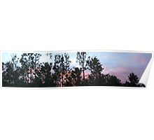 A Bluff Sunrise Poster