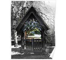 High Beech Church Epping Forest Essex Poster