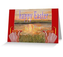 EASTER 66 Greeting Card