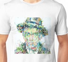 Mayakovsky - watercolor portrait Unisex T-Shirt