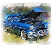 53' Pontiac Cheif Poster