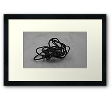 Wire Drawing #2 Framed Print