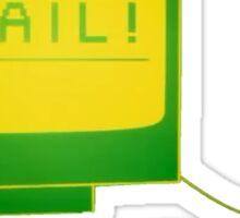 ! Fail ! - IT crowd Sticker