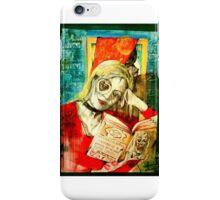 Ex-Libris # 3 ( Hello Dorian )  iPhone Case/Skin