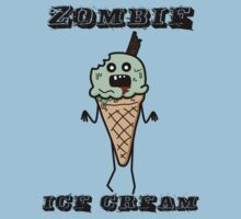 Zombie ice cream by Vigilantees .