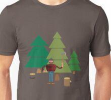 Work Proud Lumberjack Unisex T-Shirt