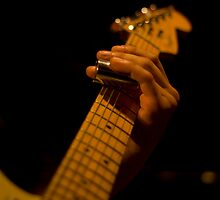 Slide Guitar by Ed Stone