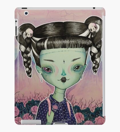 Frankie Goes To School iPad Case/Skin