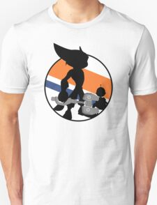 Ratchet & Clank Silhouette Unisex T-Shirt