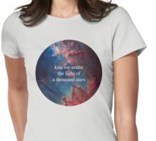 A Thousand Stars Womens Fitted T-Shirt