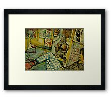 Greatest Hits Volume 5......You Can Dream But Don't Sleep Framed Print