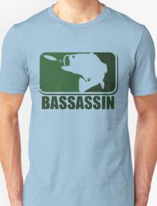 Bass assassin bass fishing humor T-Shirt