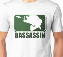 Bass assassin bass fishing humor Unisex T-Shirt